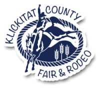 Klickitat County Fair & Rodeo Logo